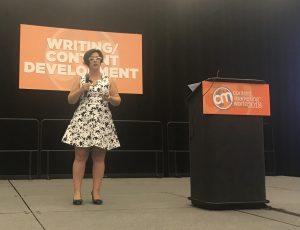 Content Marketing World - Margaret Magnerelli